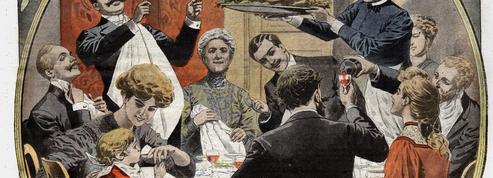 Menu de Noël en 1894: des mets traditionnels pour une fête réussie