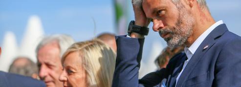 Laurent Wauquiez, l'homme pressé, désarçonné par les européennes