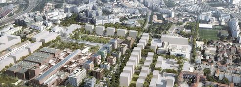 Le village olympique, futur nouveau quartier du Grand Paris