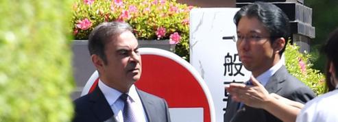 «Sortez-moi de là»… à Tokyo, Carlos Ghosn était comme un lion en cage