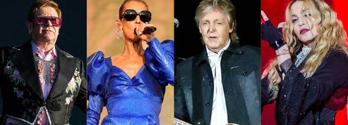 Elton John, Céline Dion, Paul McCartney, Madonna… Les concerts les plus attendus de 2020
