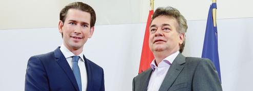 Autriche: une touche de Verts dans le gouvernement Kurz