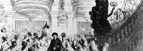 L'Opéra de Paris était inauguré en grande pompe, il y a 145 ans