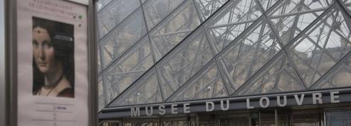 Le Louvre frôle les 10 millions de visiteurs en 2019, en léger repli