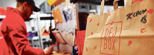 Carrefour se lance dans la livraison de repas en avalant Dejbox