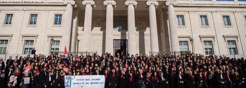 À Marseille, les avocats n'en peuvent plus du «mépris»
