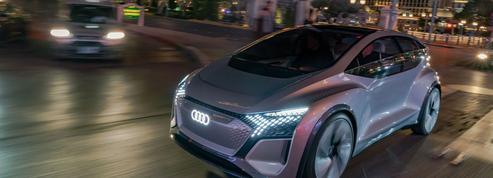 J'ai roulé dans une voiture autonome