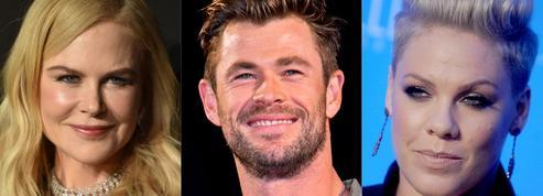 Nicole Kidman, Kylie Minogue, Selena Gomez... Les stars au secours de l'Australie