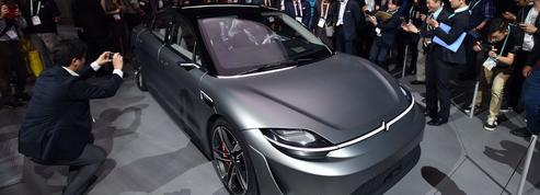 Au CES 2020 de Las Vegas, Sony dévoile une voiture