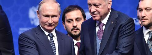 Le tandem russo-turc s'installe en Libye