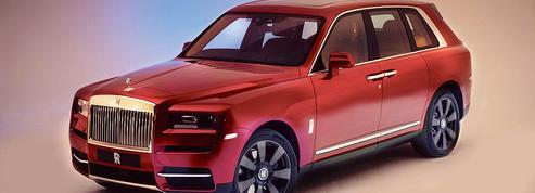Rolls-Royce bat son record de ventes mondiales grâce à un SUV de 600 CV