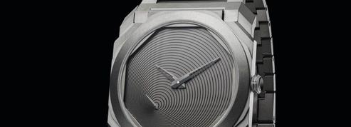 Bvlgari et Tadao Ando, la spirale du temps