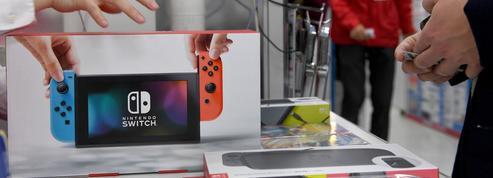 Nintendo a vendu 3,3 millions de consoles Switch en France