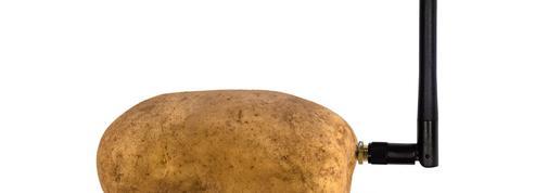 Une pomme de terre connectée à Las Vegas