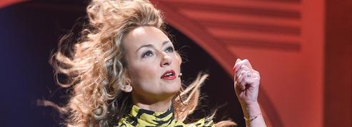 Christelle Chollet, un parfum d'humour