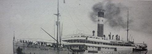 Il y a 100 ans le naufrage de l'Afrique ,le Titanic français