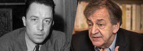 Alain Finkielkraut: «Camus, le Mécontemporain»