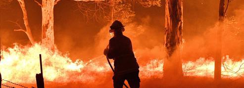 Colonel Ulliac: «Les incendies en Australie, une vraie guerre»