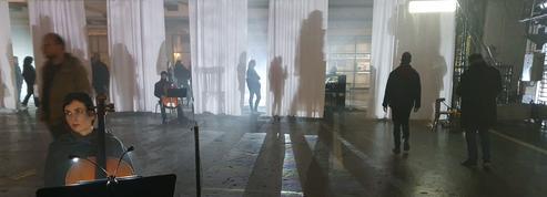 «Fosse», la mélodie en sous-sol de Boltanski au Centre Pompidou fait un malheur