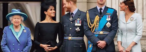 La reine Elizabeth approuve «la nouvelle vie» d'Harry et de Meghan