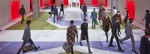 Mode hiver à Milan: l'étoffe d'un homme aujourd'hui