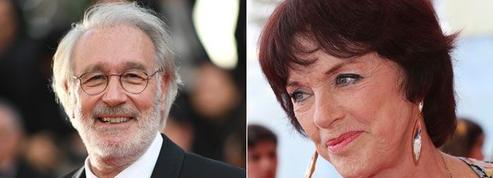 Bernard Coq et Anny Duperey: «formidable» intronisation à l'Académie Alphonse-Allais