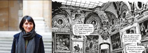 Adrien Goetz: «En élisant Catherine Meurisse, l'Académie a voulu mettre en avant un travail libre et brillant»