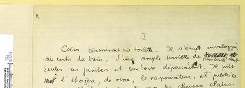 Boris Vian: un ensemble de trésors à la Bibliothèque nationale de France