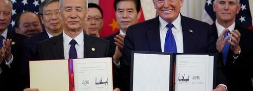 L'Europe redoute de faire les frais de l'accord commercial Chine-États-Unis