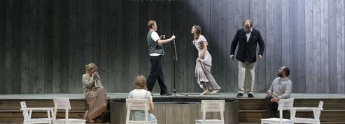 Théâtre: à l'Odéon Vania comme là-bas