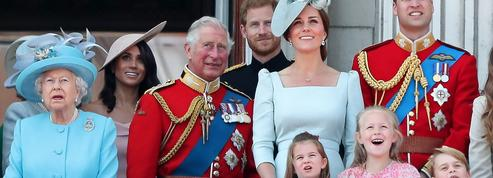 La monarchie britannique face au «Hard Megxit»