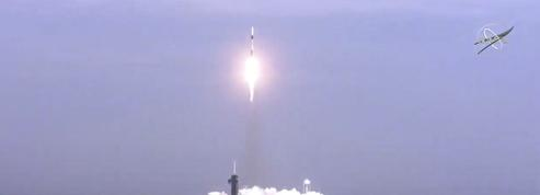 Amerrissage d'urgence réussi pour SpaceX