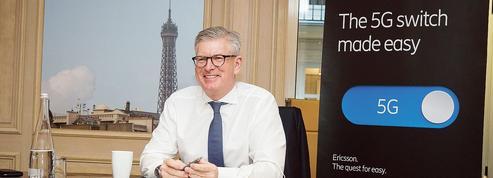 Ericsson implante son centre de recherche sur la 5G en France