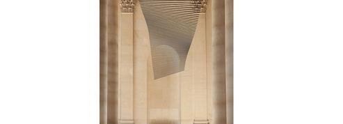Elias Crespin, l'art de la ligne au Louvre