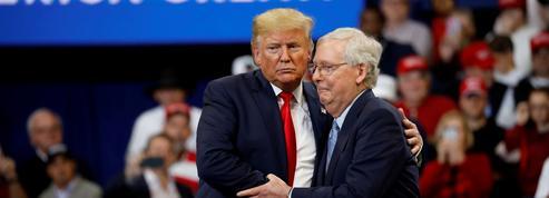 Mitch McConnell, maître du Sénat et allié inattendu de Donald Trump