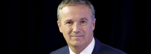 Présidentielle: Nicolas Dupont-Aignan veut une primaire