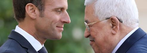 À Ramallah, les Palestiniens n'attendent rien de Macron