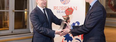 Coup d'envoi des Saisons russes, fruits d'une amitié millénaire
