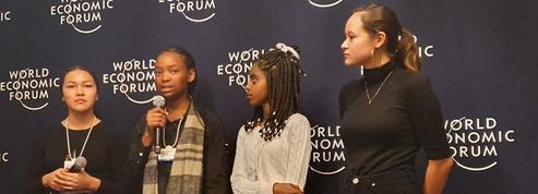À Davos, Greta Thunberg n'est plus seule