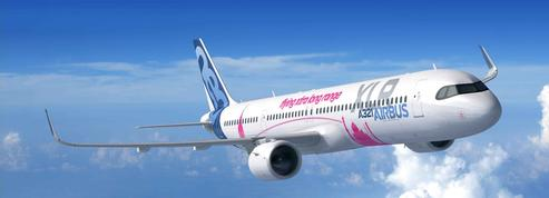 Airbus crée une nouvelle ligne de production pour l'A321