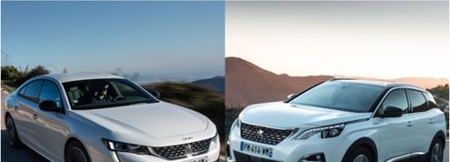 Peugeot 508 Hybrid et 3008 Hybrid4, premier essai