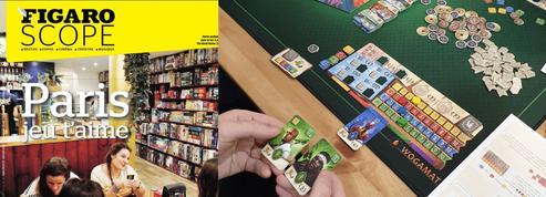 Les jeux de société à Paris: à Paname, jeu est un autre…