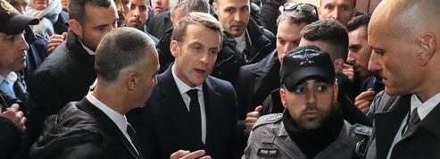 Jérusalem: «Macron passe pour arrogant là où Chirac apparaissait sympathique»