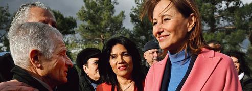 Ségolène Royal étrenne son nouveau statut à Marseille