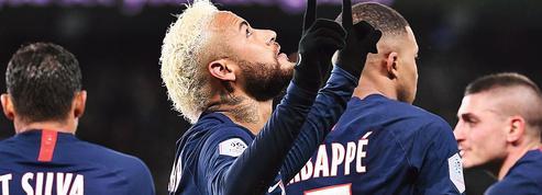 Neymar, un songe en hiver