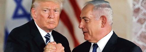 Avec son plan de paix, Trump s'invite dans la campagne israélienne