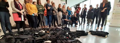 Grève des avocats: «Vous n'aurez pas ma robe!»