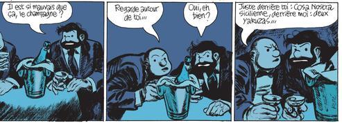 Festival d'Angoulême: Tif et Tondu, Ric Hochet, Alix... les héros de BD ne meurent jamais