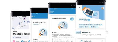 L'application SNCF permet désormais d'acheter des titres de transport RATP