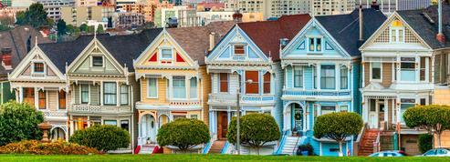 Délabrée, une de ces maisons symbole de San Francisco a été vendue 3,2 M€